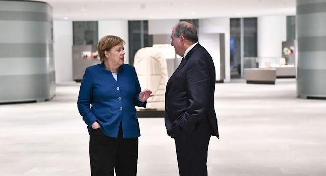 Armenia y Alemania discuten mejorar relaciones en Berlín