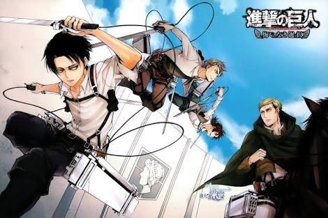 Attack on Titan: No Regrets OVA English Sub