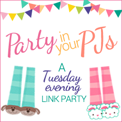 Party in your PJs - A Tuesday Evening Link Party