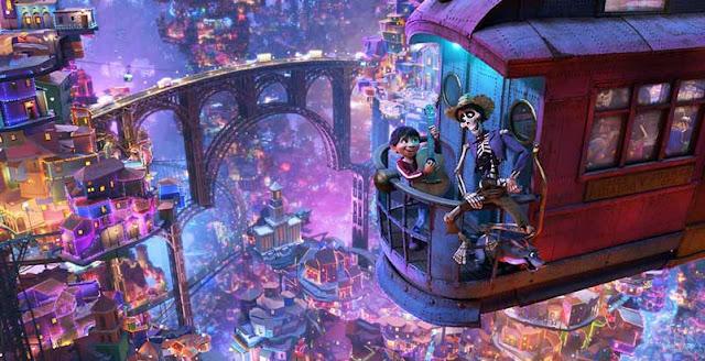 رحلة بيكسار Pixar مع الأوسكار.. أفلام تألقت في سماء فن الرسوم المتحركة فيلم coco