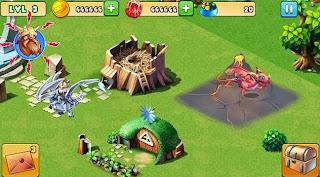 Game Dragon Mania APK Mod Version