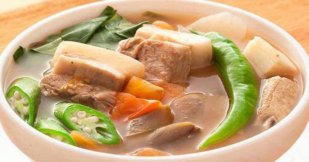 Sinigang Na Baboy Recipe – Using Sampalok Recipe