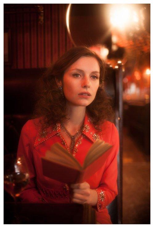 Vivienne Mok fotografia fashion modelo francesa Juliette Oob Magazine
