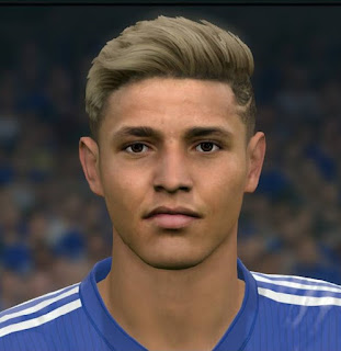 PES 2017 Faces Amine Harit by Sameh Momen