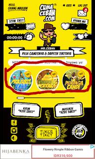 pilih games