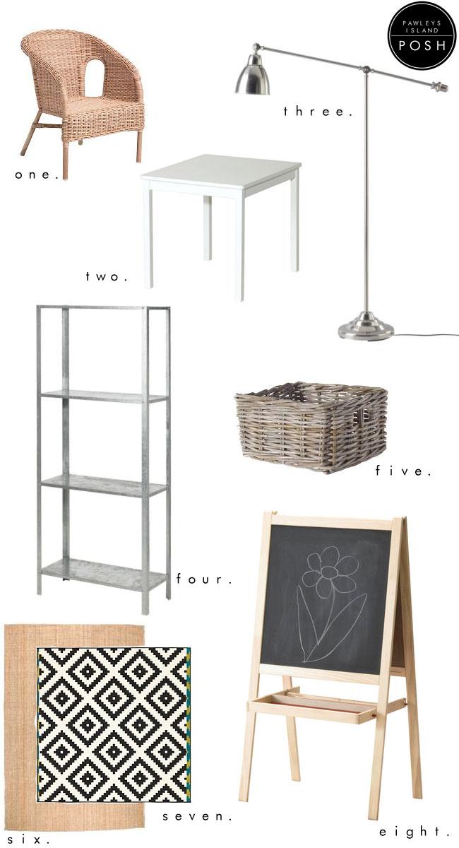 Ikea List Julia Ryan