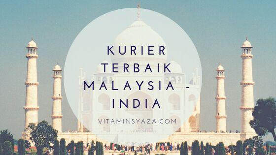 Kurier Terbaik Penghantaran Parcel ke India Dari Malaysia