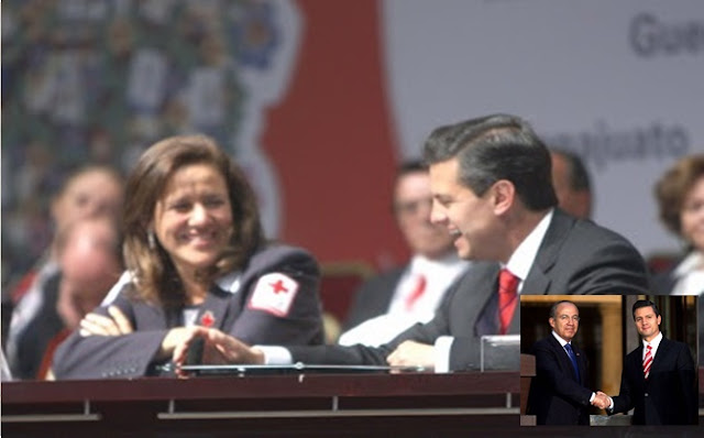 Zavala, Peña Nieto, amigo