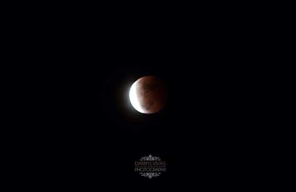Blood Moon Credit: DarrylVivasPhotography