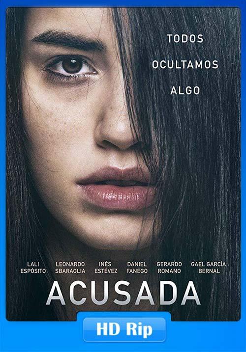 Acusada 2018 720p WEB-DL x264 | 480p 300MB | 100MB HEVC