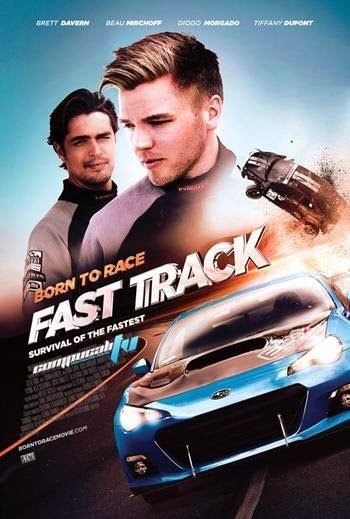 Born to Race Fast Track (2014) DVDrip Latino