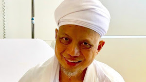 "Kabar Terkini Ustadz Arifin Ilham, Alvin Faiz ""Setelah Dirawat Alhamdulillah Lebih Segar"""