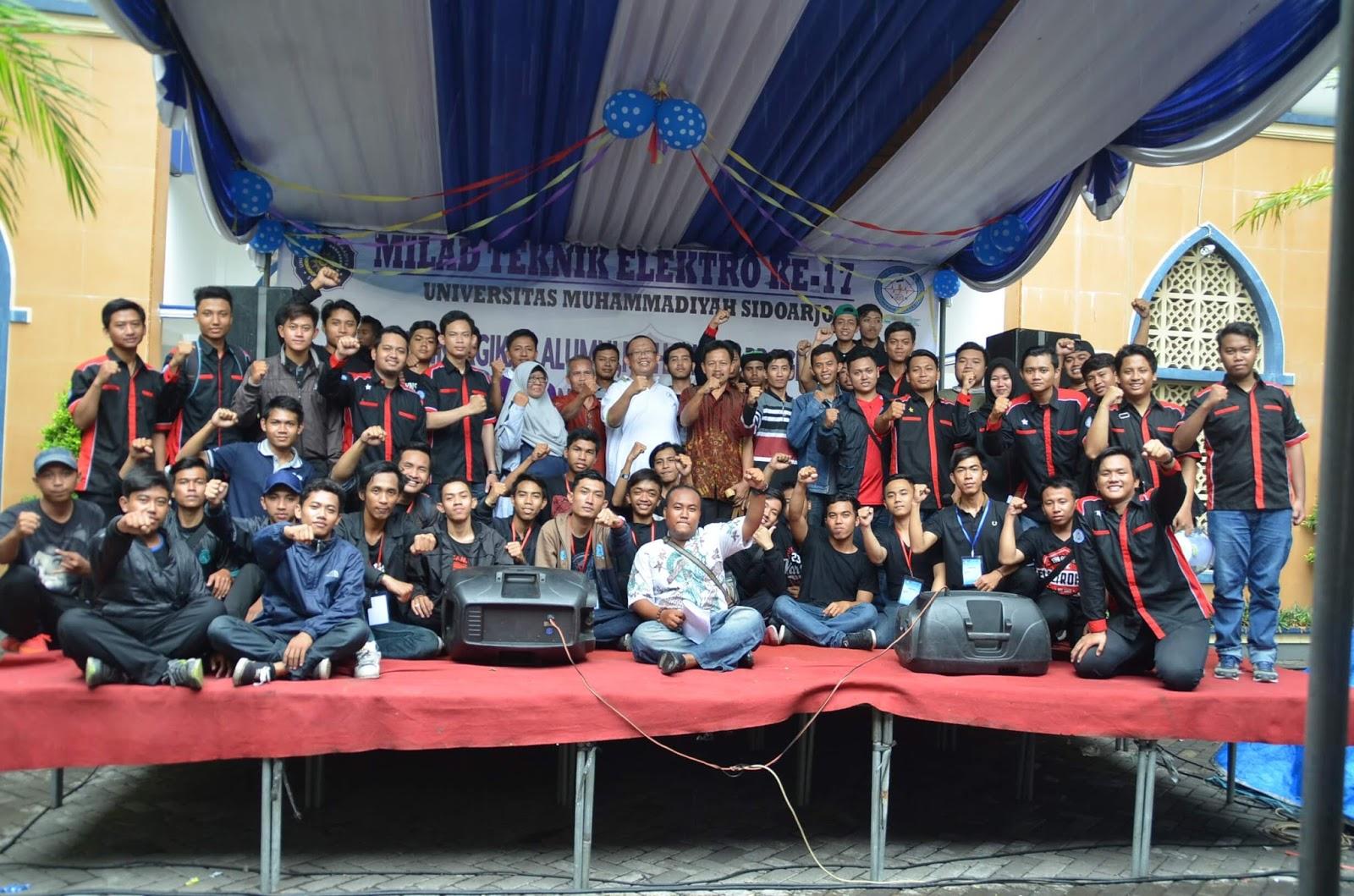 HIMANITRO UMSIDA, himpunan mahasiswa jurusan teknik elektro, hmj elektro, universitas muhammadiyah sidoarjo, umsida