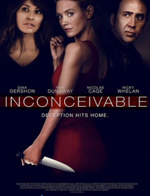 Inconceivable (2017) ταινιες online seires oipeirates greek subs
