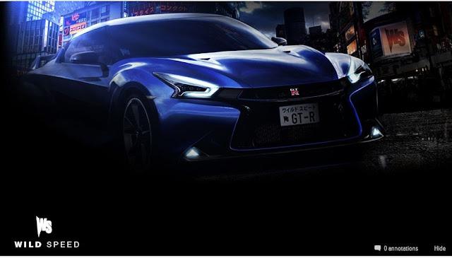 2018 Nissan GT-R R36 Render - 2009gtr.com