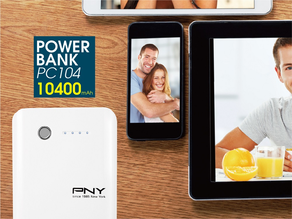PNY Power Bank PC104