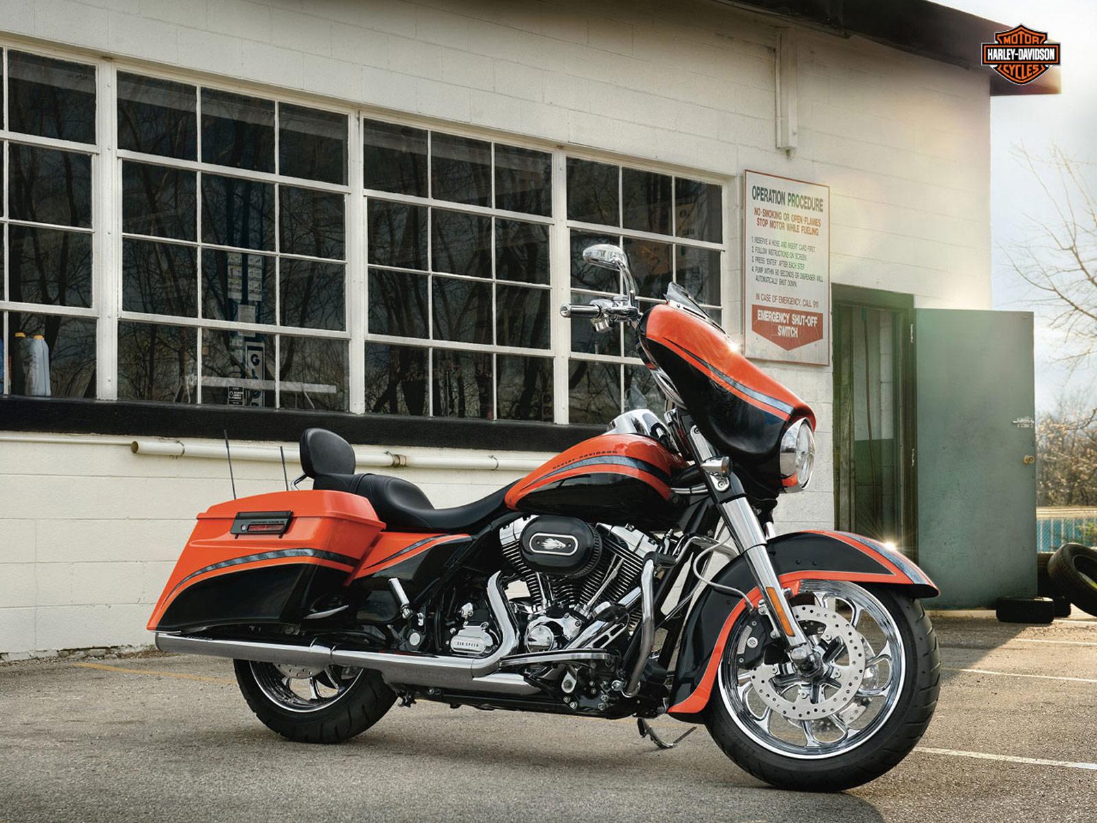 2012 Harleydavidson Flhx Street Glide Pictures