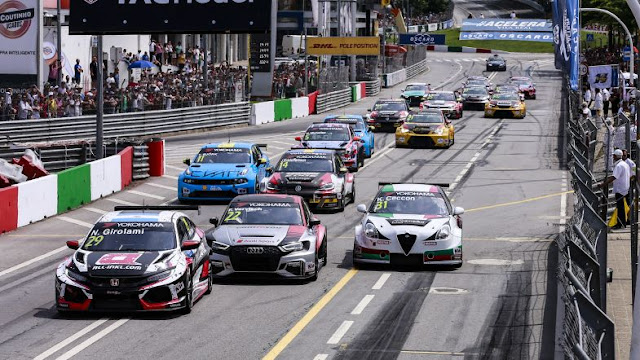 FIA WTCR calendar 2020