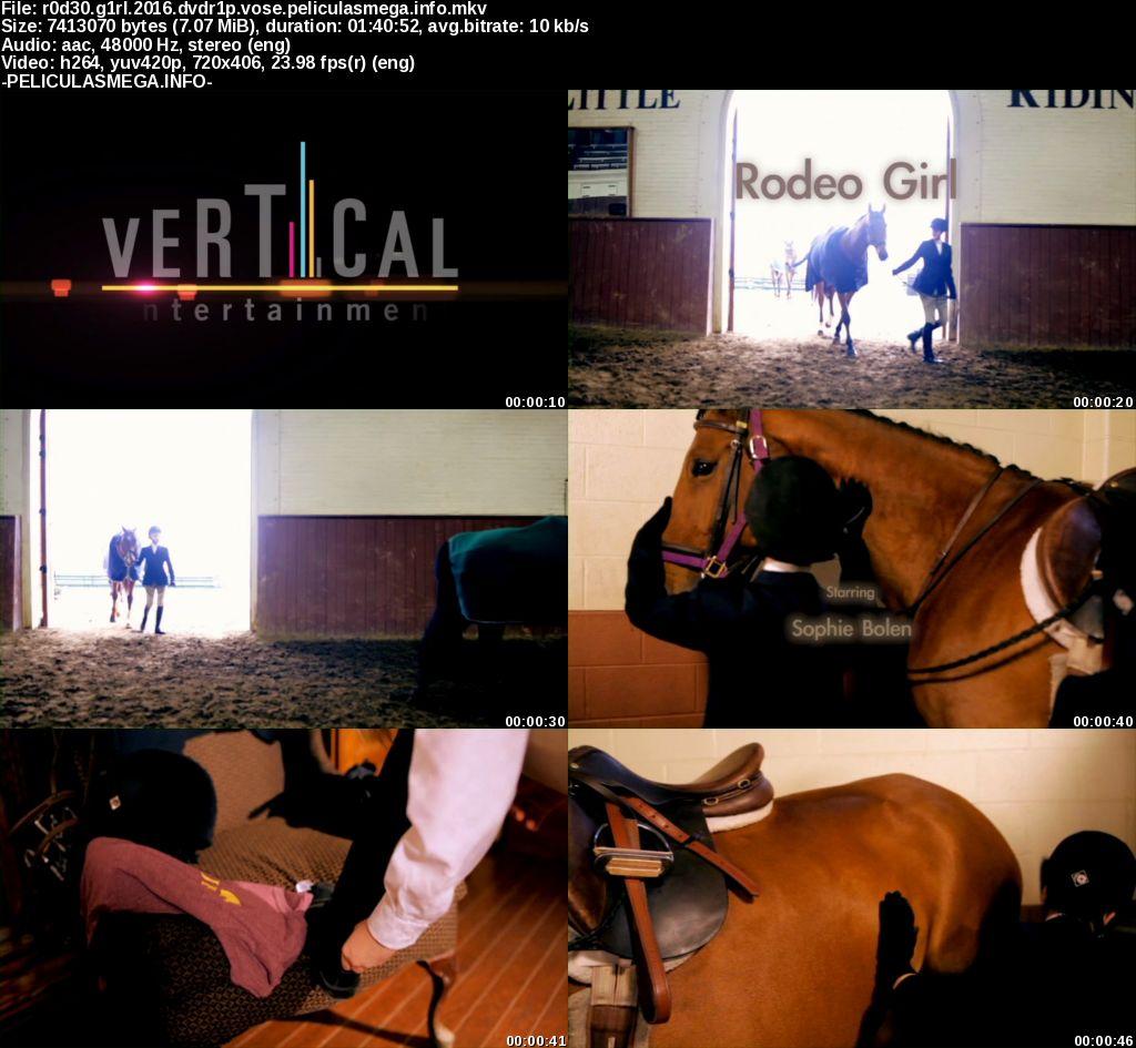Descargar Rodeo Girl Subtitulado por MEGA.