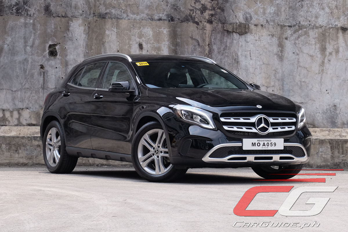 2018 Mercedes-Benz GLA: Refreshed, Changes, Price >> Review 2018 Mercedes Benz Gla 180 Urban Philippine Car