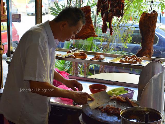 Hwa-Sun-Roast-Duck-Rice-Masai-Johor-华山烧腊店