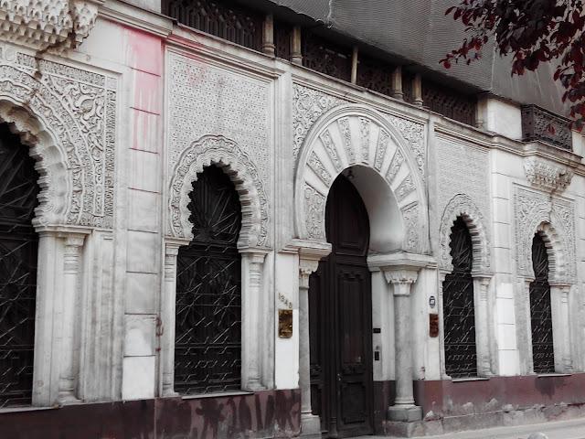 Palacio La Alhambra, Santiago de Chile