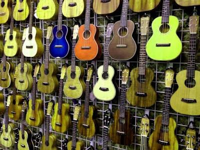 marcas de ukelele famosas