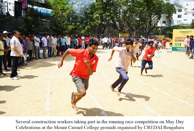 This Labour Day, 900 Labourers Were Given a Memorable Day