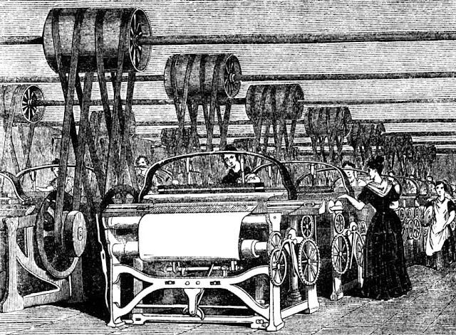 Faktor penyebab timbulnya Revolusi Industri