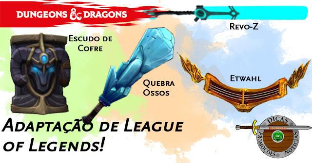 League of Legends D&D 5E