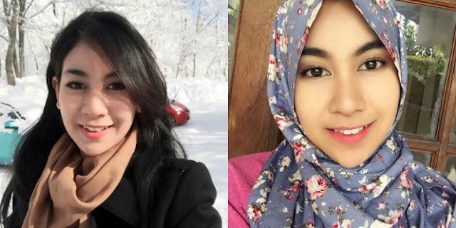 Setelah Tahajud, Mantan Personel 'Cherrybelle' Mantap Berhijab