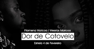 imagem Filomena Maricoa feat. Messias Maricoa - Dor de Cotovelo