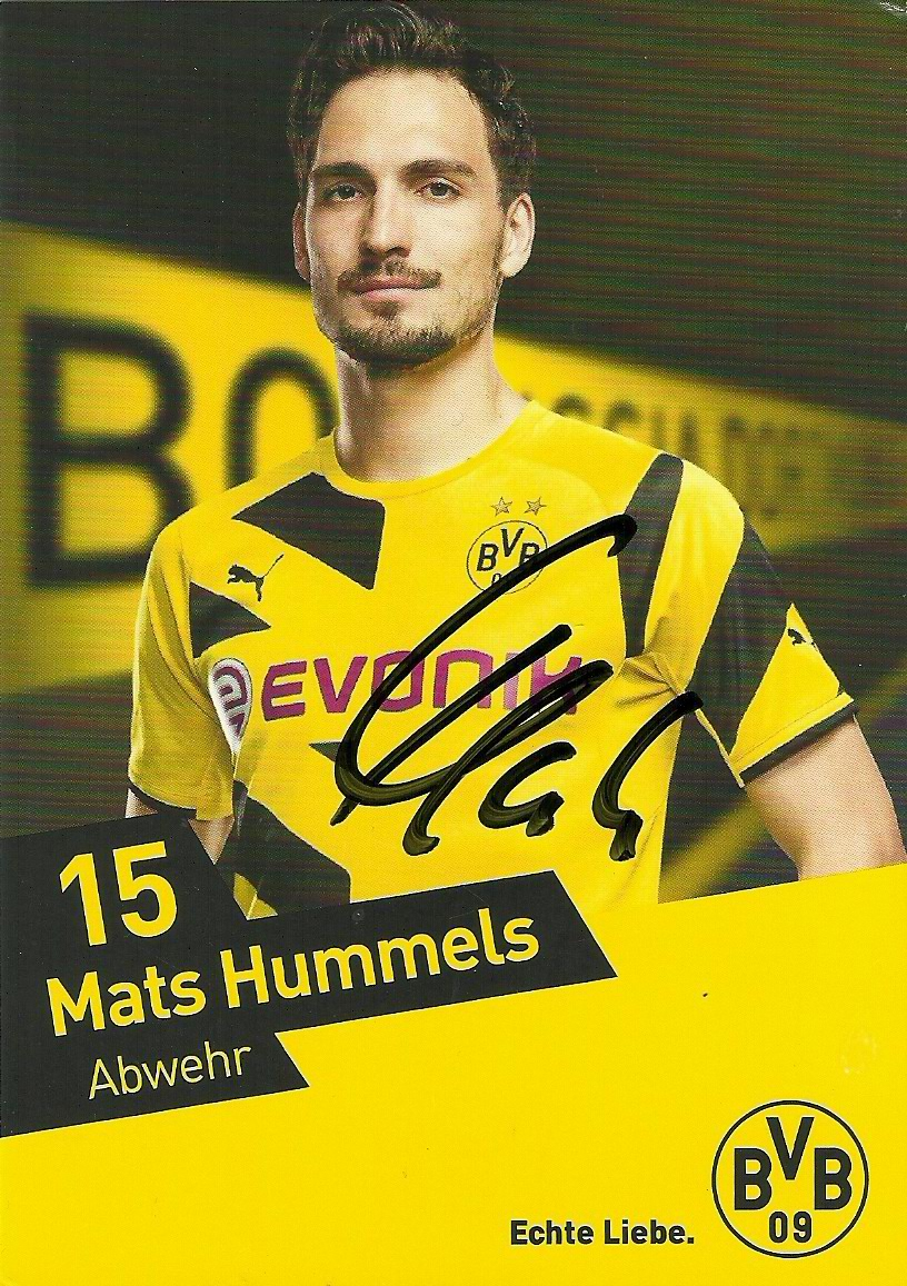 Mats Hummels Wiki