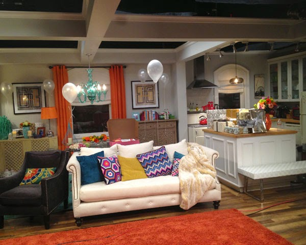 Get the Look: Mindy's Apartment | On Screen Decor: The ...