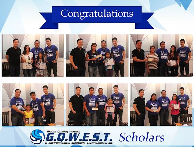 Aquabest Scholars