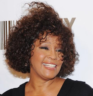 Whitney Houston Kleid Und Frisuren