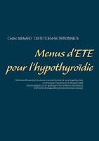 L'hypothyroïdie : diététique et nutrition