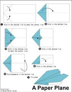 Easy Origami Star Tutorial | 300x236
