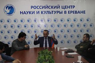 Հանդիպում ՀՀ ԱԺ պատգամավոր Վիկտոր Ենգիբարյանի հետ