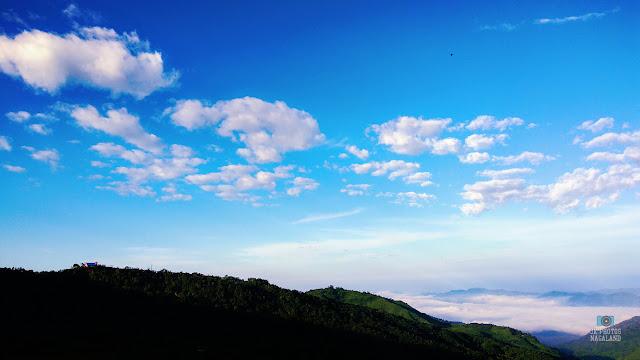 Longsa Village Wokha Photos Hill Clouds