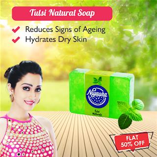 Niyaara Tulsi Naturals Soap