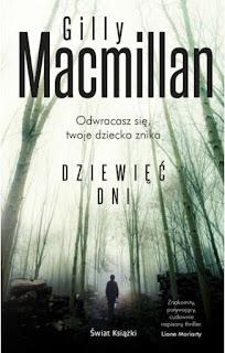"""""""Dziewięć dni"""" Gilly Macmillan - recenzja"""
