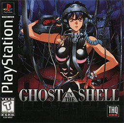 Ghost In The Shell - PS1 - ISOs Download