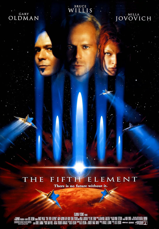 Awesomely Shitty Movies: The Fifth Element