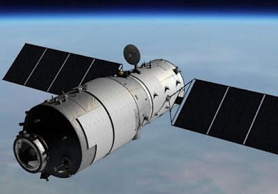 Berapa Besar Kemungkinan Kita Tertimpa Satelit yang Akan Jatuh
