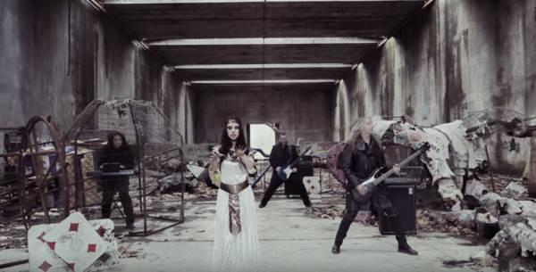 """MAZE OF HEAVEN: Δείτε το νέο τους video για το κομμάτι """"Heavy Metal Bastet"""""""
