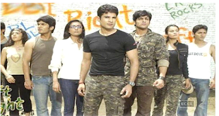 Left right Left - This show aired on Sab Tv.
