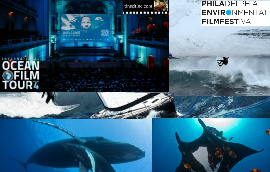 THE INTERNATIONAL OCEAN FILM TOUR