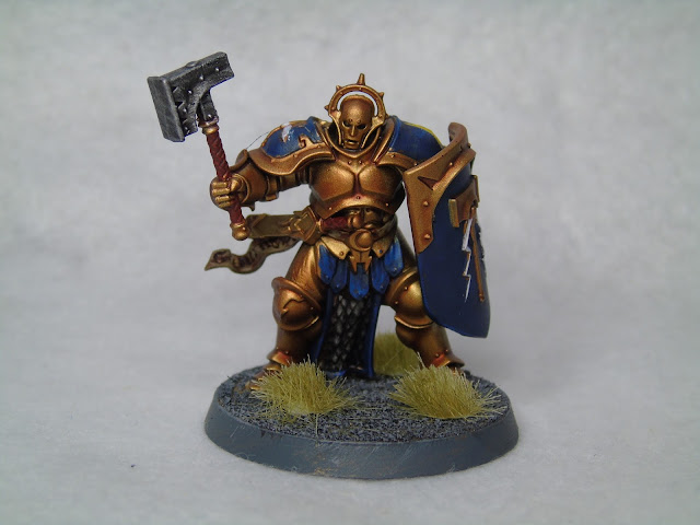 stormcast eternal colour scheme