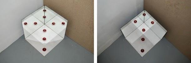 Lightbox 1 and Lightbox 2, digital inkjet art prints on paper.